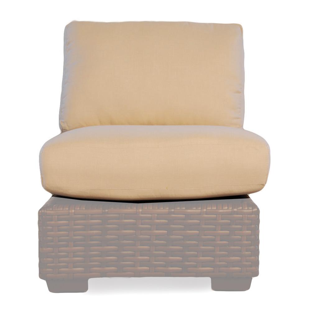 Lloyd Flanders Contempo Armless Sectional Cushions 38953