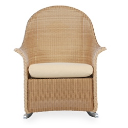 Lloyd Flanders Lloyd Flanders High Back Lounge Rocker - 5236
