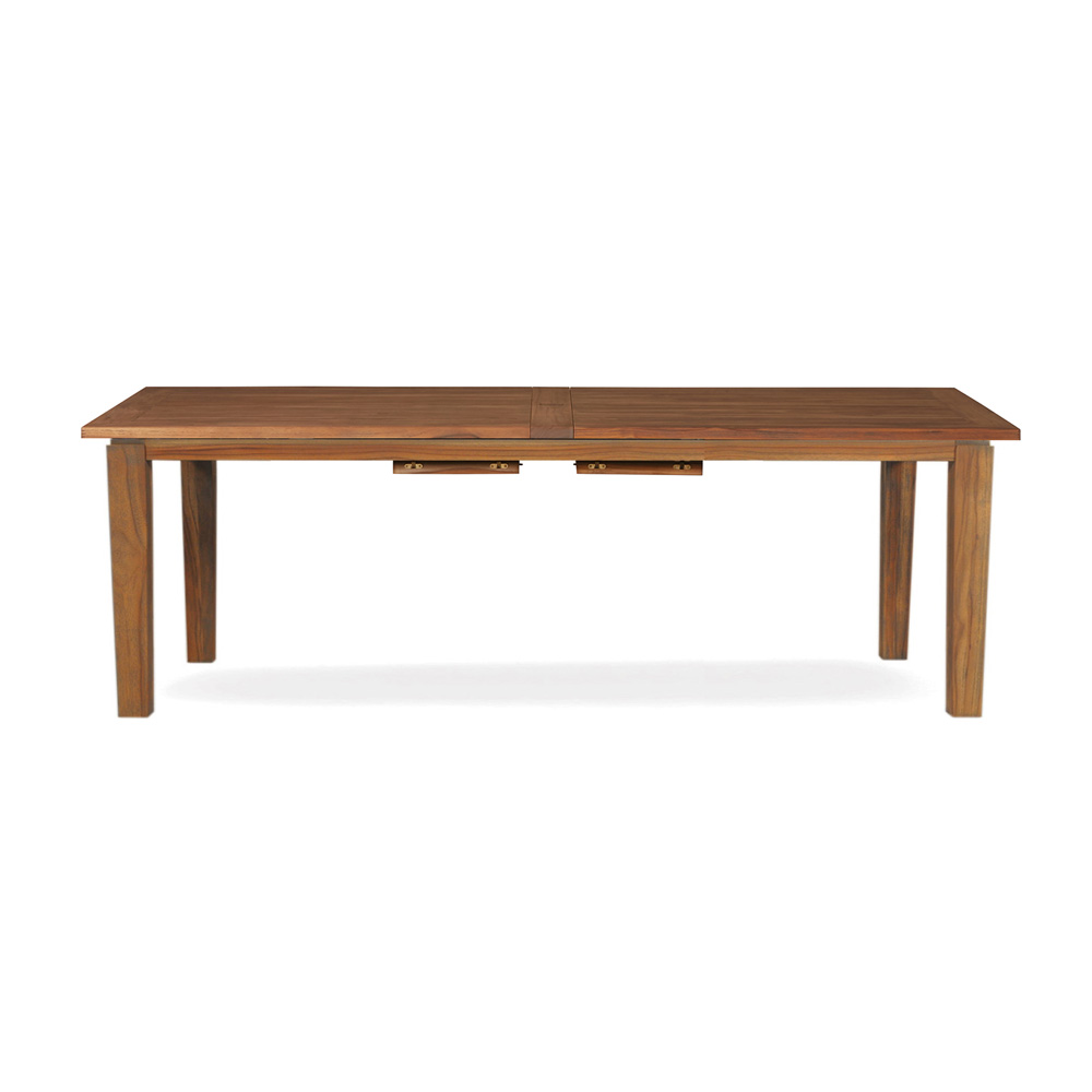 Lloyd Flanders 110 Butterfly Leaf Tapered Leg Dining Table 286400