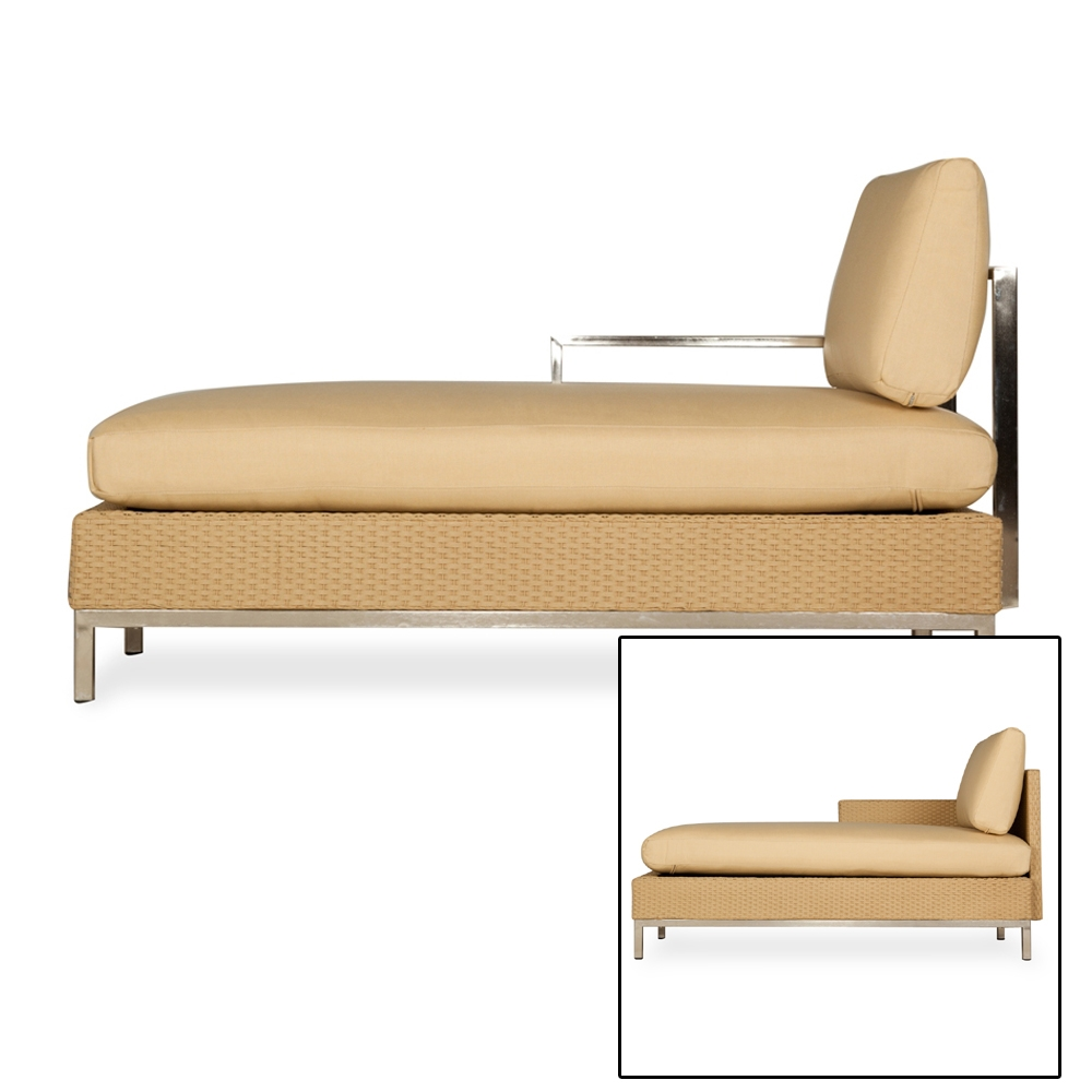 Lloyd Flanders Elements Right Arm Chaise - 203326-203026