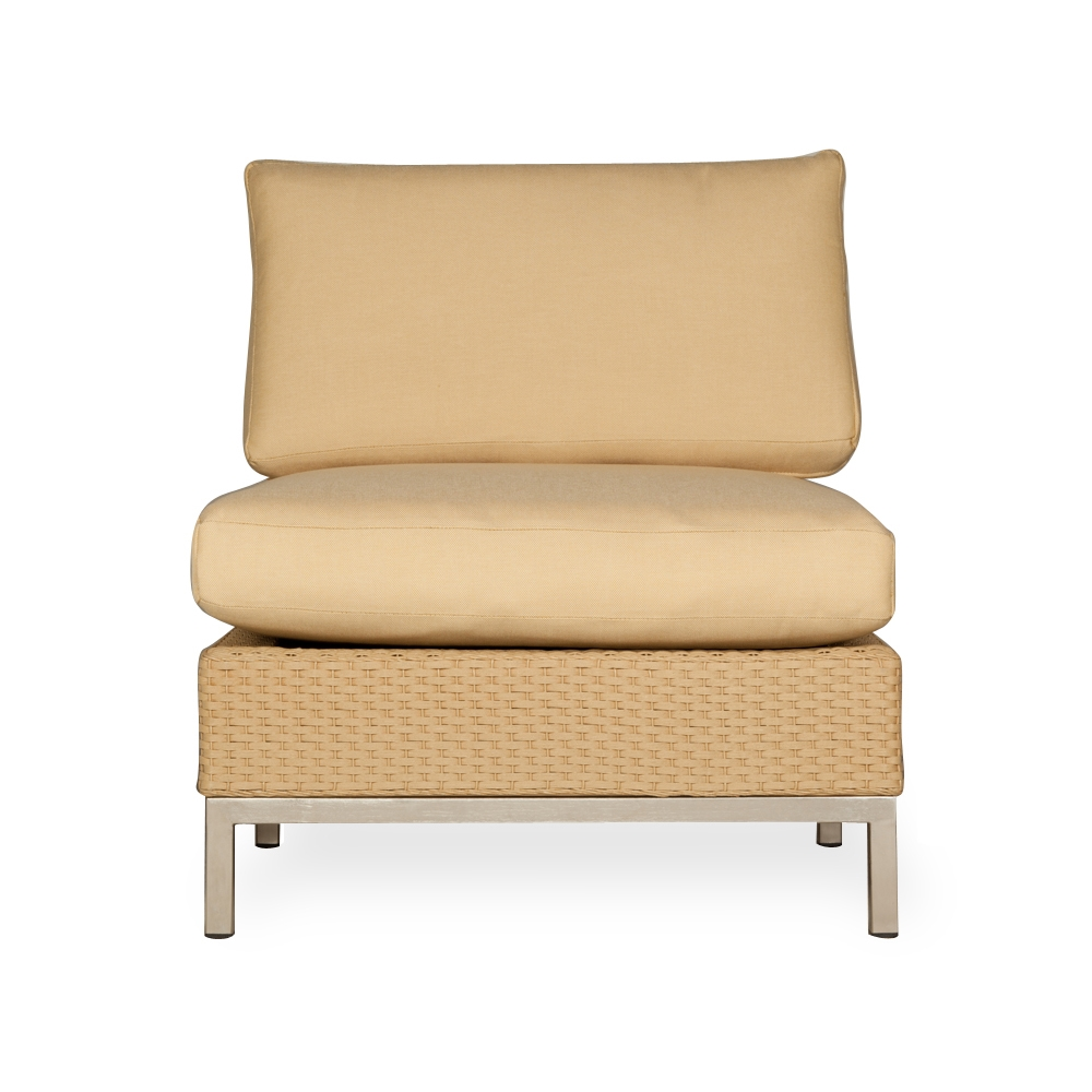 Lloyd Flanders Elements Armless Lounge Chair - 203353-203053