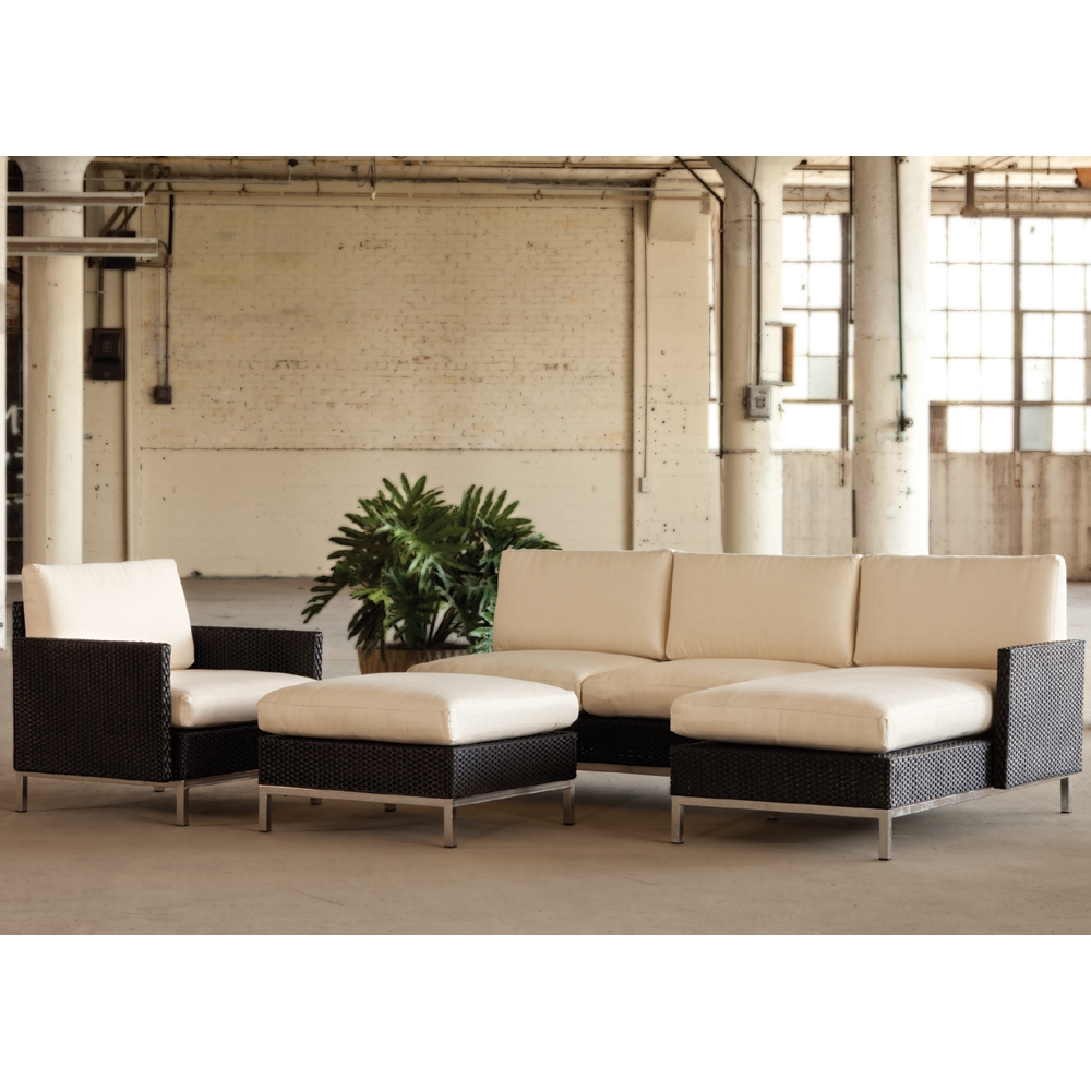 Lloyd Flanders Elements Small Sectional Set - LF-ELEMENTS-SET2