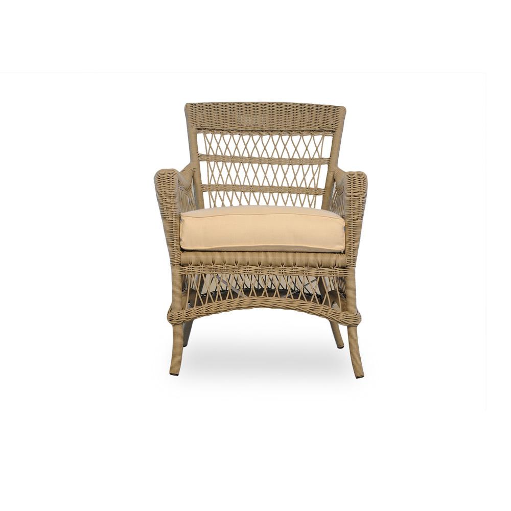 ... Fairhope Vinyl Wicker Dining Chair   271001 · Lloyd Flanders Fairhope  Dining Chair   271001 ...