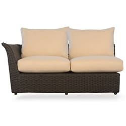 Lloyd Flanders Flair Right Arm Loveseat - 215051