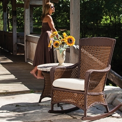 Lloyd Flanders Grand Traverse 2 Piece Rocking Chair Set - LF-GRANDTRAVERSE-SET13