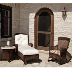 Lloyd Flanders Grand Traverse Porch Set - LF-GRANDTRAVERSE-SET5
