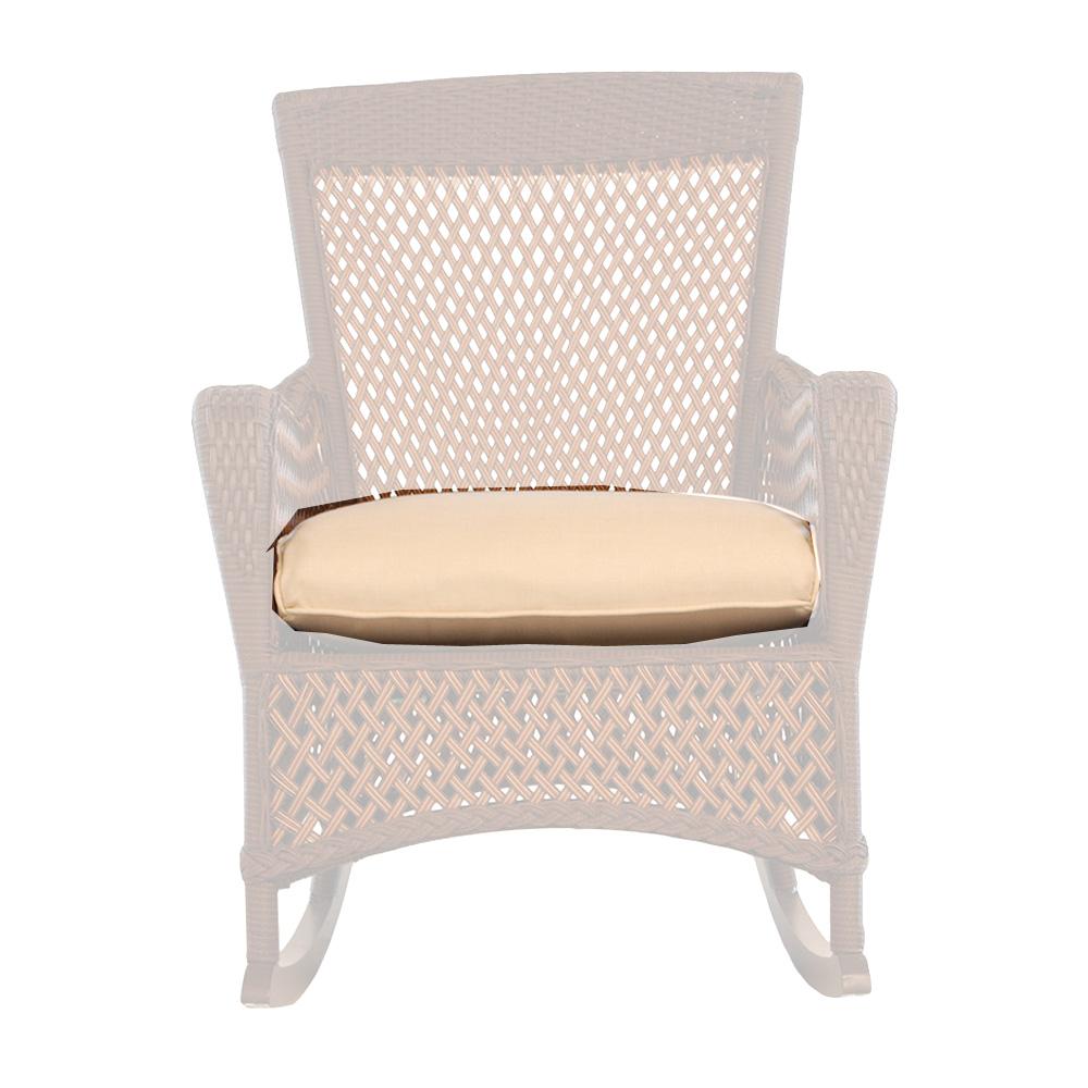 Lloyd Flanders Grand Traverse Porch Rocker Cushion 71901 71336
