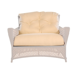 Lloyd Flanders Grand Traverse Chair and a Half Cushions - 71915-71615
