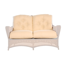 Lloyd Flanders Grand Traverse Love Seat Cushions - 71950-71650-71350