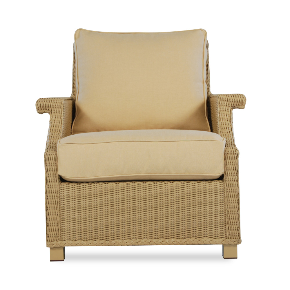 Lloyd Flanders Hamptons Lounge Chair - 15002
