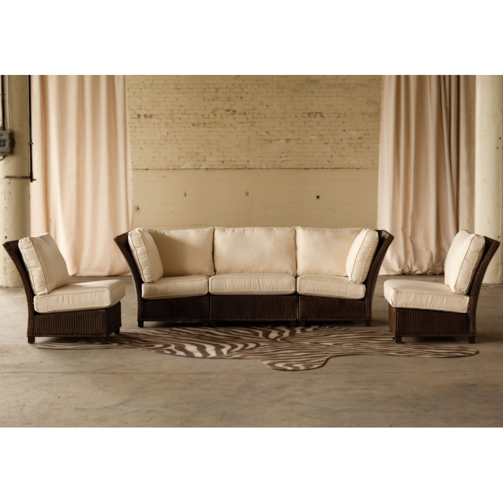 Lloyd Flanders Hamptons Modular Seating Set