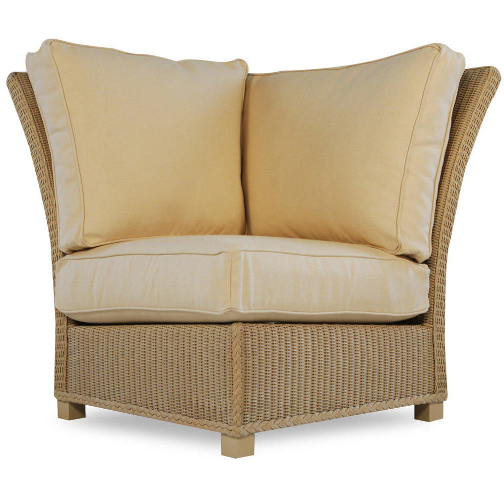 Incroyable Lloyd Flanders Hamptons Corner Sectional Chair   15054