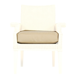 Lloyd Flanders Hamptons Dining Arm Chair Cushion - 15901