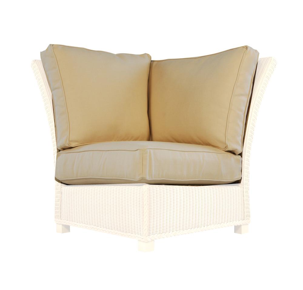 Lloyd Flanders Hamptons Corner Sectional Cushions 15954