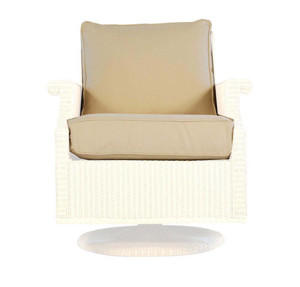 Lloyd Flanders Hamptons Swivel Rocker Cushions 15980 15780
