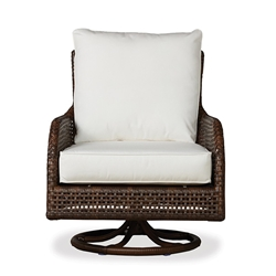 Lloyd Flanders Havana Swivel Rocker Lounge Chair - 262080