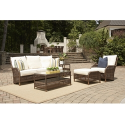 Lloyd Flanders Havana Sofa and Lounge Chair Patio Set - LF-HAVANA-SET5