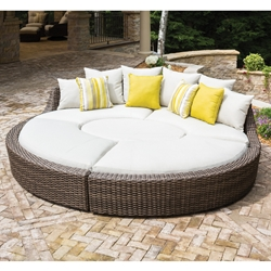 Lloyd Flanders Largo Sectional Daybed - LF-LARGO-SET1