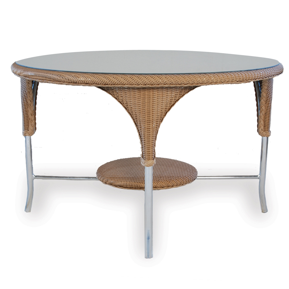 Lloyd Flanders 48 inch round Dining Table - 86248