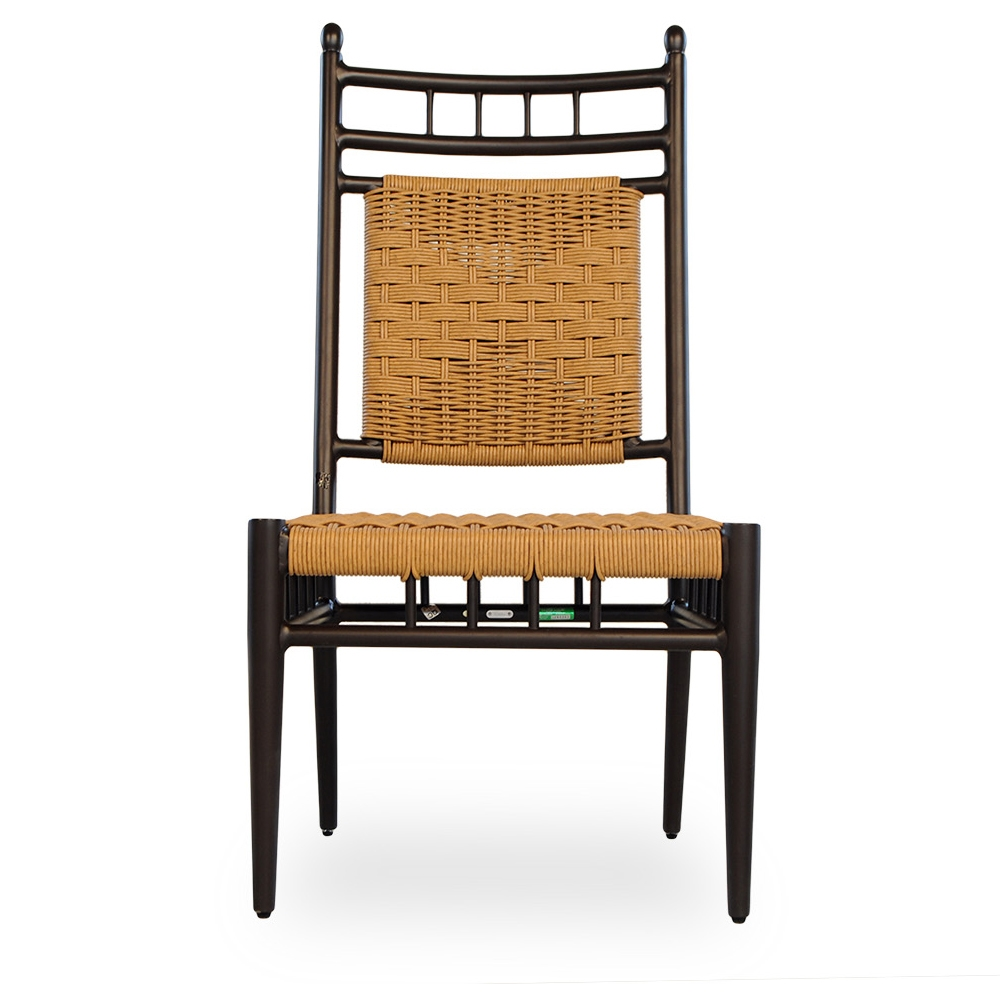 Lloyd Flanders Low Country Dining Side Chair - 77007