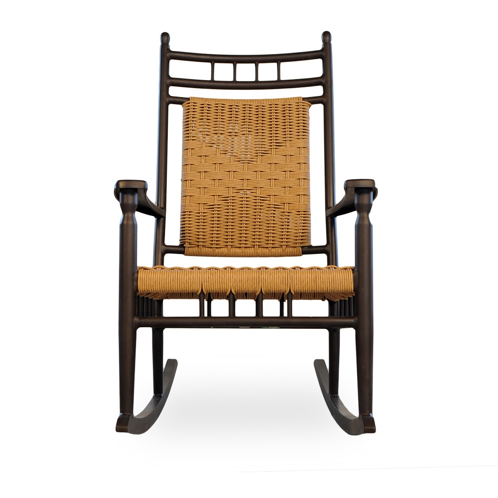 Lloyd Flanders Low Country Porch Rocker - 77036