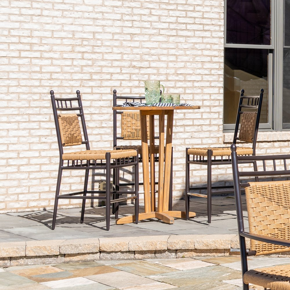 Lloyd Flanders Low Country Patio Bar Set - LF-LOWCOUNTRY-SET12