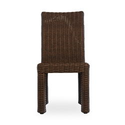 Lloyd Flanders Mesa Armless Dining Chair - 298007