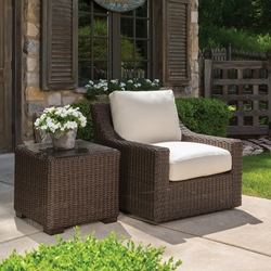 Lloyd Flanders Mesa 2 Piece Seating Set - LF-MESA-SET9