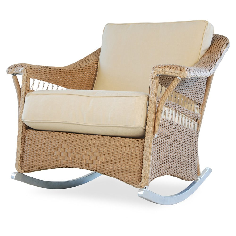 Lloyd Flanders Nantucket Lounge Rocker - 51033