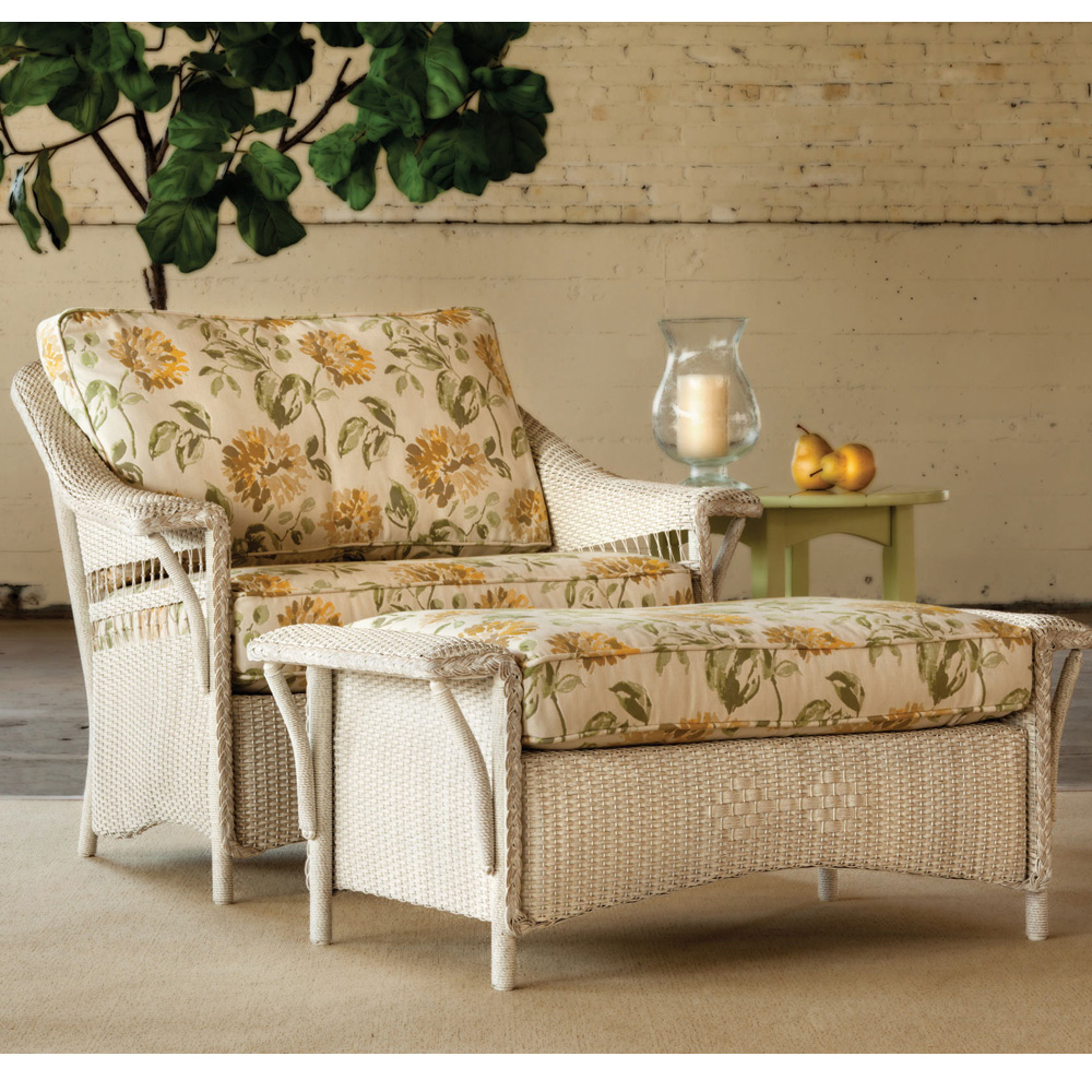 Lloyd Flanders Nantucket Chair and a Half Set - LF-NANTUCKET-SET6