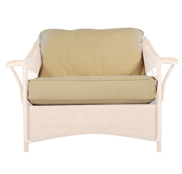Lloyd Flanders Nantucket Chair and a Half Cushions - 51915-51715