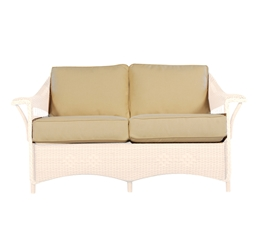 Lloyd Flanders Nantucket Love Seat Cushions - 51950-51750