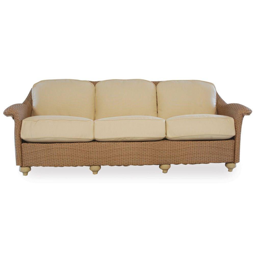 Lloyd Flanders Oxford Wicker Patio Sofa Set Lf Oxford Set1