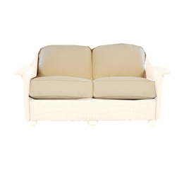 Lloyd Flanders Oxford Love Seat Cushions - 29850-29650