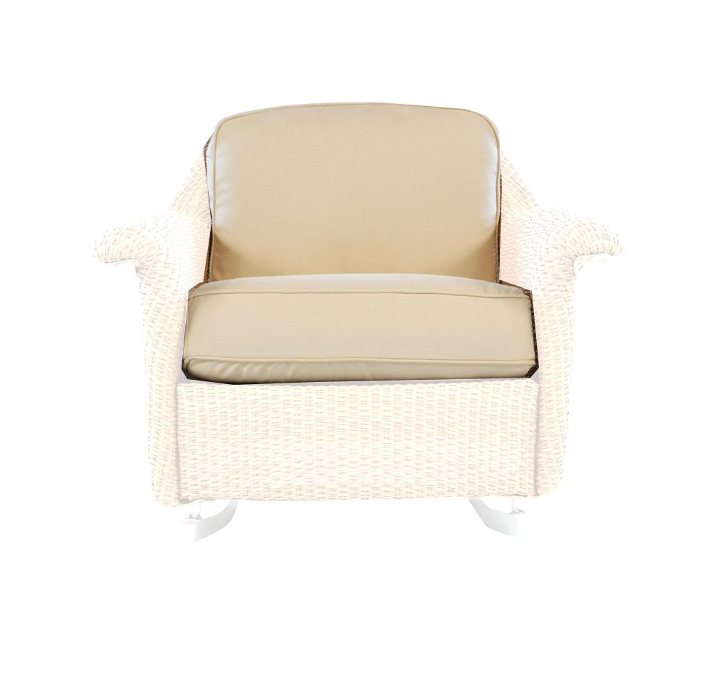 Lloyd Flanders Oxford Lounge Rocker Cushions 29991 29602