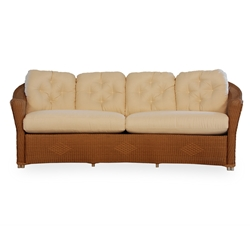 Lloyd Flanders Reflections Crescent Sofa - 9059