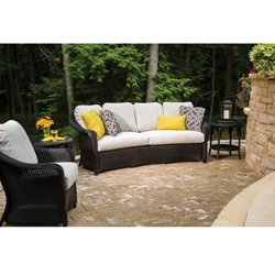 Lloyd Flanders Reflections Loom Wicker Patio Set - LF-REFLECTIONS-SET5
