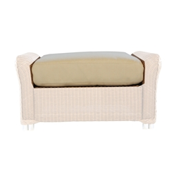 Lloyd Flanders Reflections Ottoman Cushion - 9917