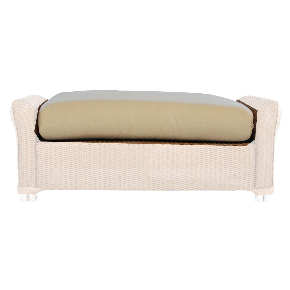 Lloyd Flanders Reflections Large Ottoman Cushion 9927