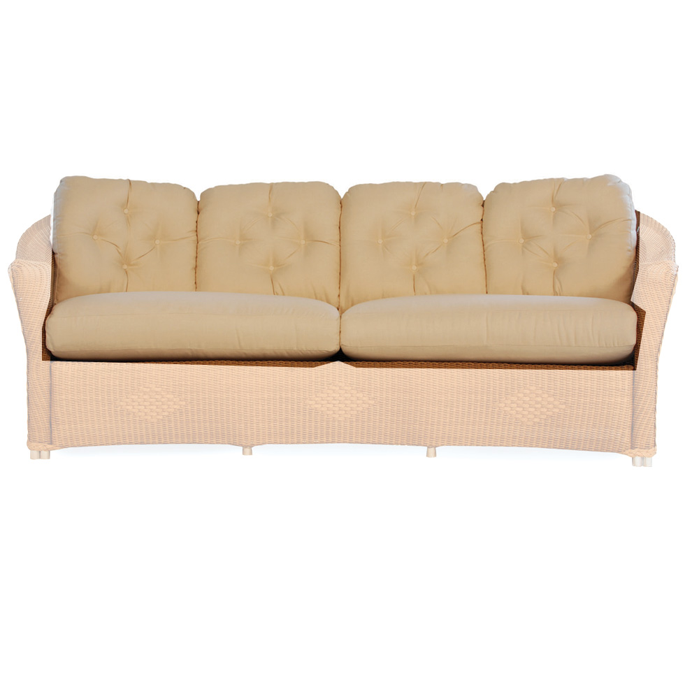 Lloyd Flanders Reflections Crescent Sofa Cushions 9959 9759