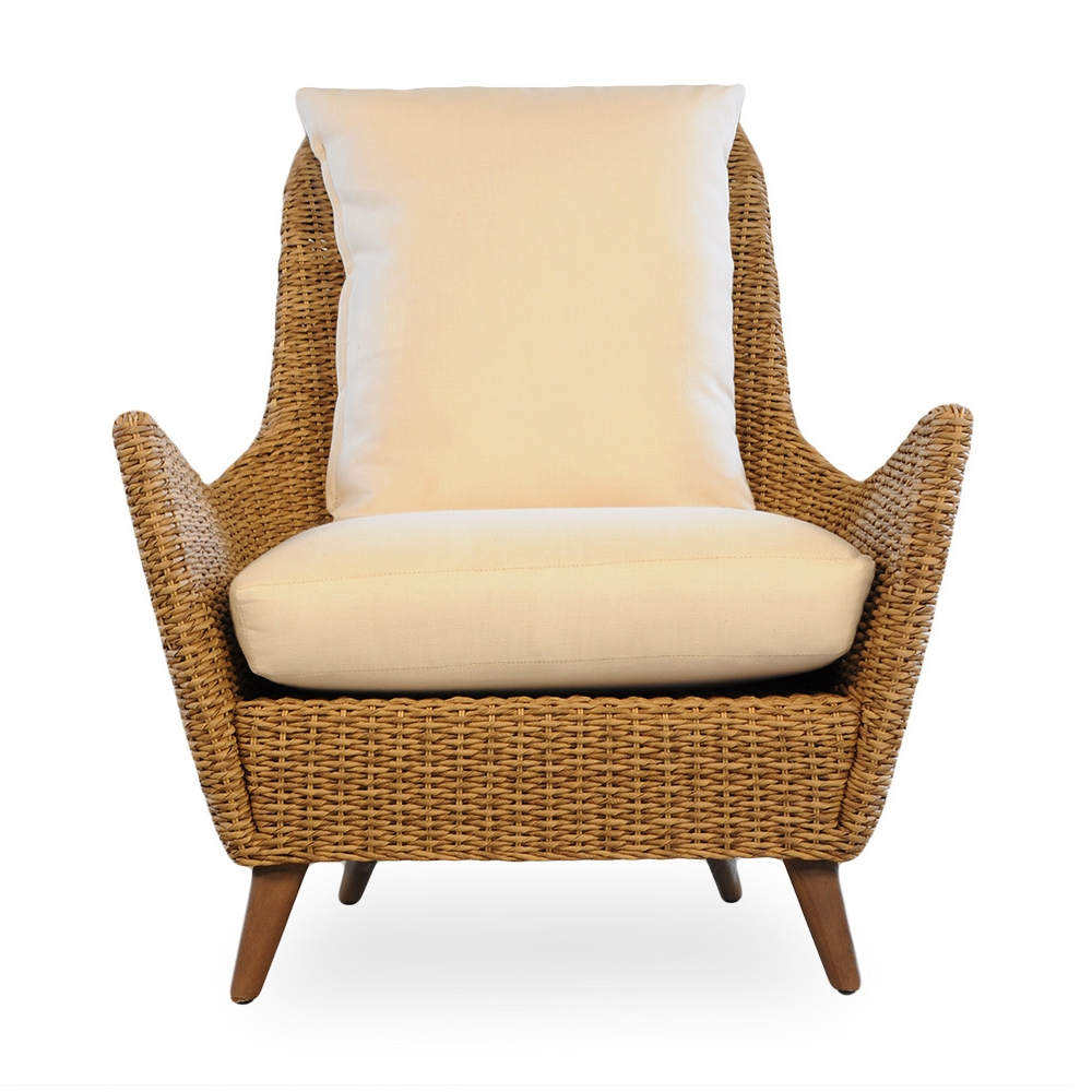 Lloyd Flanders Tobago High Back Lounge Chair   226012