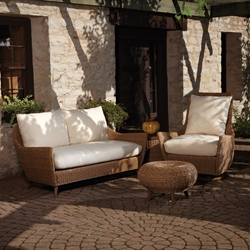 Lloyd Flanders Tobago 4 Piece Patio Set - LF-TOBAGO-SET2