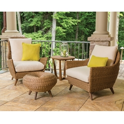 Lloyd Flanders Tobago Lounge Chair Set - LF-TOBAGO-SET6