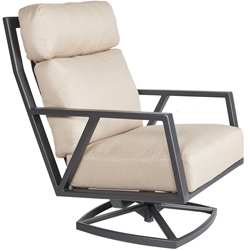 OW Lee Aris Swivel Rocker Lounge Chair - 27175-SR