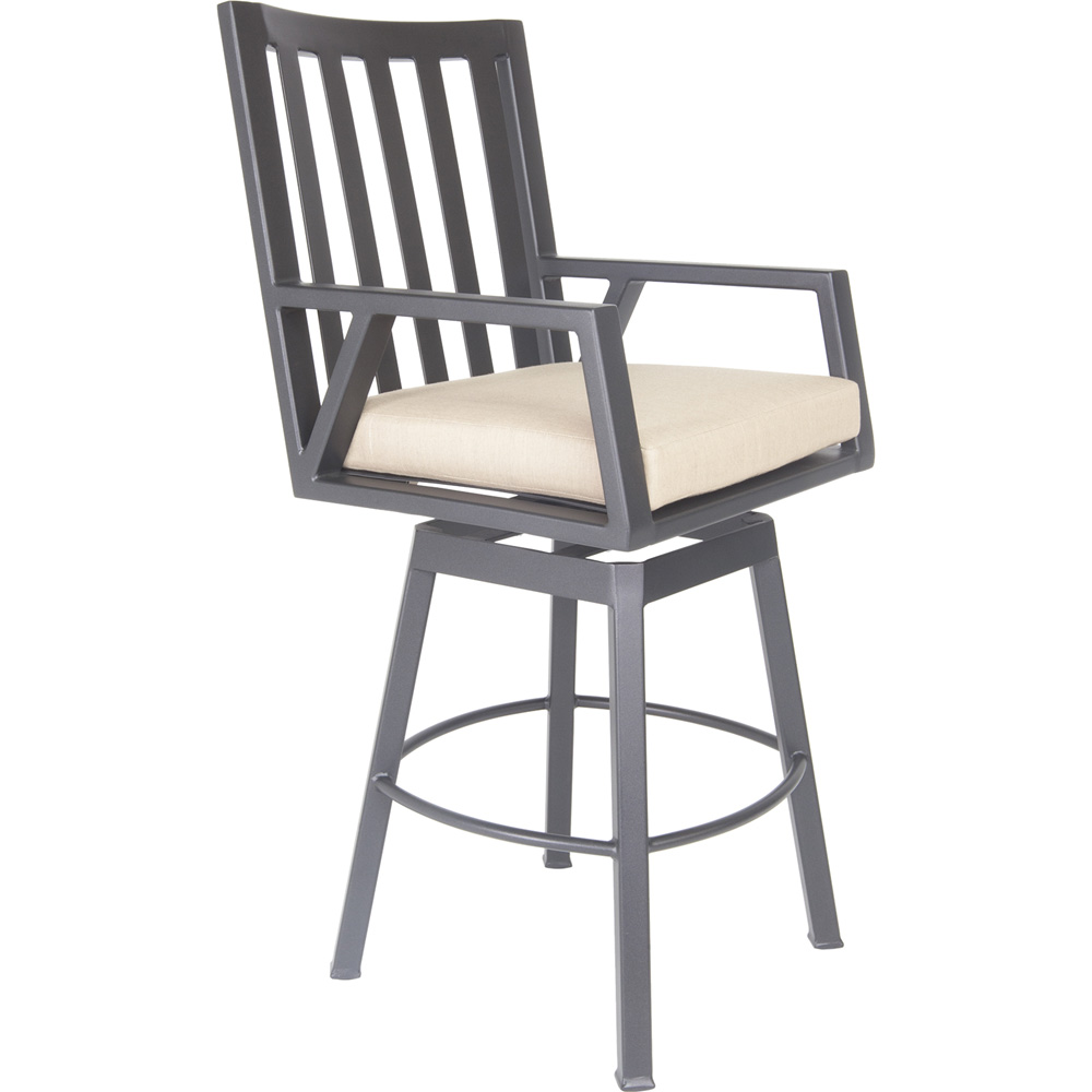 OW Lee Aris Swivel Bar Stool - 2733-SBS