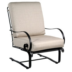 OW Lee Avalon Spring Base Club Chair - 4355-SB