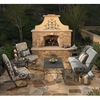 OW Lee Avalon 6 Piece Patio Set - OWSET-AVA-6PIECE