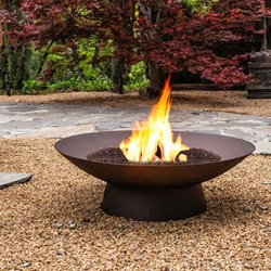 OW Lee Basso Fire Pit