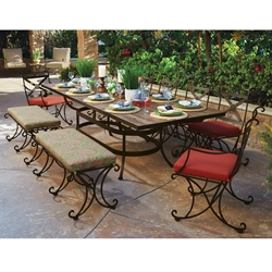 OW Lee Bellini Dining Set - OW-BELLINI-SET2