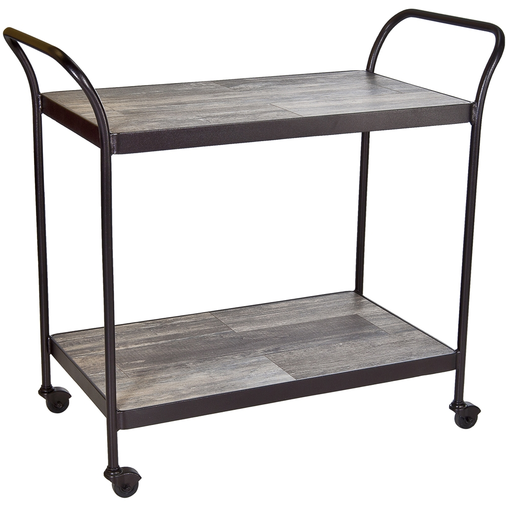 OW Lee Cambria Tea Cart - 17-PTC